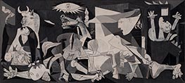 Guernica | Picasso | outdated