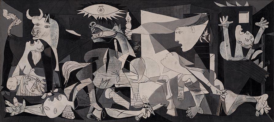 Picasso | Guernica, 1937