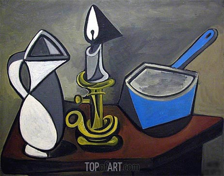 Picasso | Still Life (Nature morte), 1945
