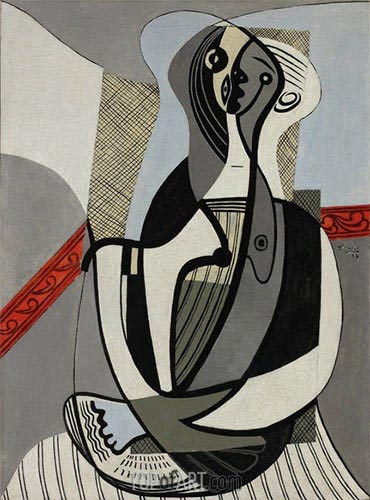 Picasso | Seated Woman, 1927