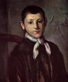 Portrait of Louis Guillaume | Cezanne | Painting Reproduction