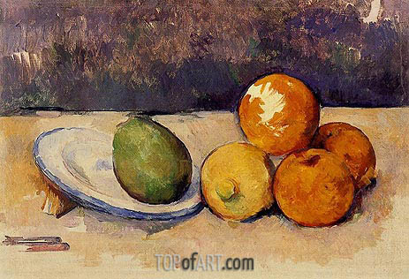 Cezanne | Still Life, c.1890