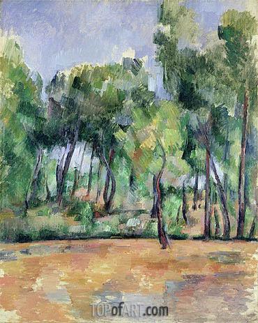Cezanne | Provencal Landscape, undated