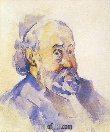 Cezanne | Self Portrait, c.1893