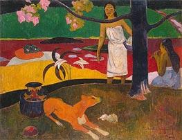 Pastorales Tahitiennes, 1892 von Gauguin | Gemälde-Reproduktion