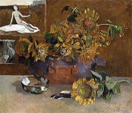 Still Life with l'Esperance, 1901 von Gauguin | Gemälde-Reproduktion