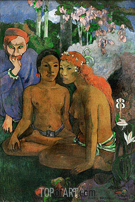Gauguin | Conted Barbares (Primitive Tales), 1902