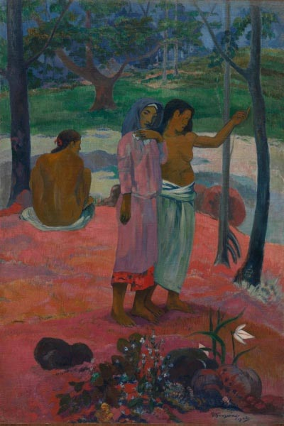 The Call, 1902 | Gauguin | Gemälde Reproduktion