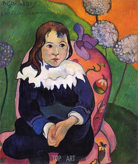 Gauguin | M. Loulou, 1890