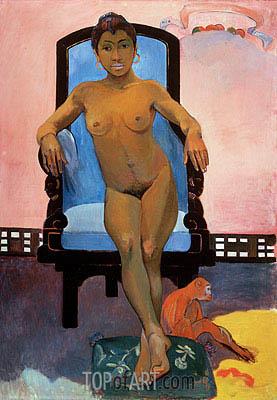 Gauguin | Annah the Javanese (Aita tamari vahine Judith te parari), c.1893/94