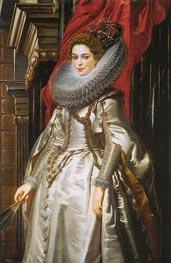 Portrait of Marchesa Brigida Spinola Doria | Rubens | Gemälde Reproduktion