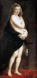 Helene Fourment (Das Pelzchen) | Rubens | veraltet