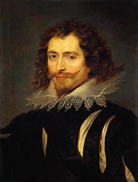 The Duke of Buckingham, c.1625 by Rubens | Painting Reproduction