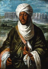 Mulay Ahmad, c.1609 by Rubens | Painting Reproduction