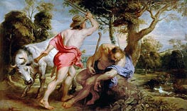 Mercury and Argos | Rubens | Gemälde Reproduktion