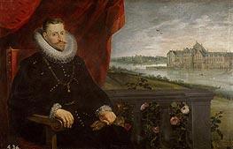 Archduke Alberto de Austria, c.1615 von Rubens | Gemälde-Reproduktion