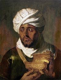 Einer der Heiligen Drei Könige: Balthasar, c. 1618 von Rubens | Gemälde-Reproduktion