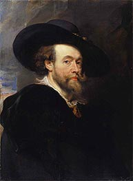 Portrait of the Artist | Rubens | veraltet