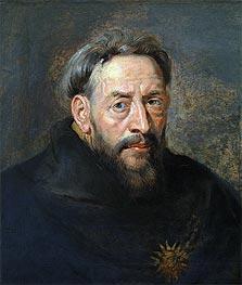 Portrait of a Monk | Rubens | veraltet
