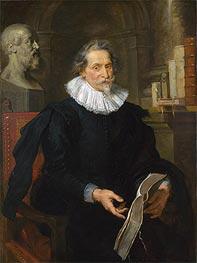 Portrait of Ludovicus Nonnius | Rubens | Gemälde Reproduktion