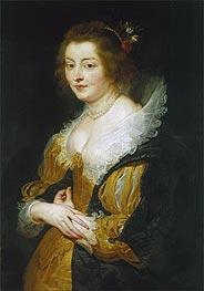 Portrait of a Woman | Rubens | Gemälde Reproduktion