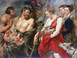Dianas Heimkehr von der Jagd | Rubens | veraltet