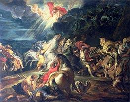 The Conversion of St. Paul | Rubens | veraltet