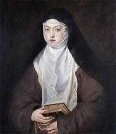 Ana Dorotea, Daughter of Rudolph II | Rubens | veraltet