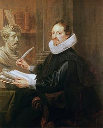 Jan Gaspar Gevartius | Rubens | Gemälde Reproduktion
