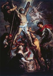 The Martyrdom of St. Andrew | Rubens | Gemälde Reproduktion