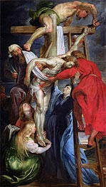 The Descent from the Cross | Rubens | veraltet