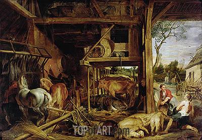 Rubens | Return of the Prodigal Son, c.1618