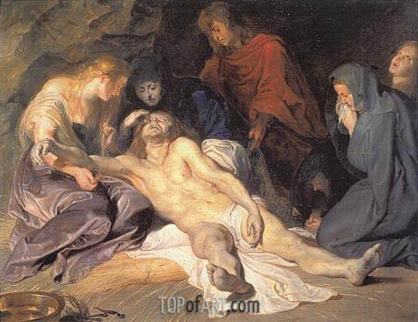 Rubens | The Lamentation, 1614