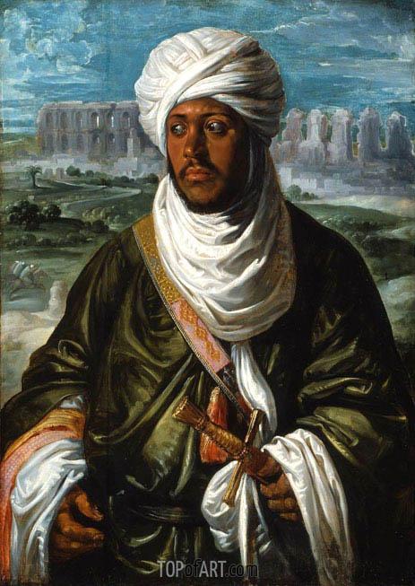 Rubens | Mulay Ahmad, c.1609