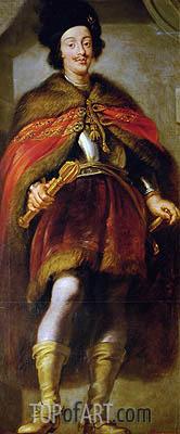 Rubens | King Ferdinand of Hungary, c.1634/35
