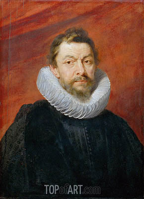 Baron Henri de Vicq, c.1625 | Rubens| Painting Reproduction