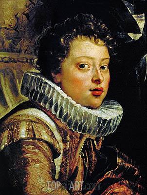 Rubens | Vincenzo II Gonzaga, c.1604/05