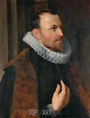 Portrait of Nicolaas Rockox, 1615 | Rubens | Painting Reproduction