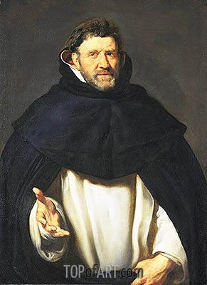 Rubens | Portrait of Michael Ophovius, Bishop of  Hertogenbosch, c.1615/17