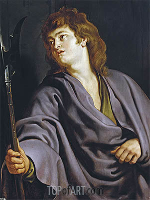 Rubens | Saint Matthew, c.1611