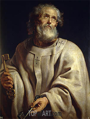 Rubens | Saint Peter, c.1611