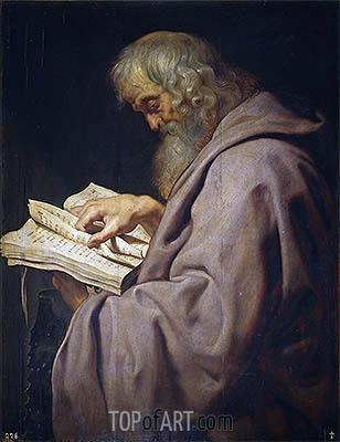 Rubens | Saint Simon, c.1611