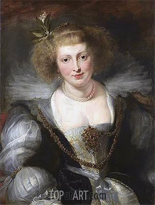 Rubens | Helena Fourment, undated