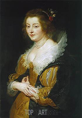 Rubens | Portrait of a Woman, c.1625/30