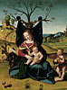 Madonna with Child and the Young St John | Piero di Cosimo