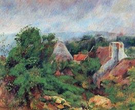 La Roche-Guyon | Renoir | outdated