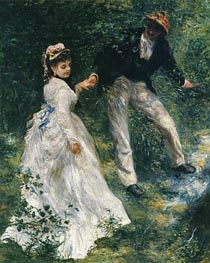 The Promenade | Renoir | outdated