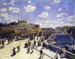 Le Pont-Neuf, Paris | Renoir | veraltet