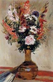 Roses in a Vase | Renoir | Gemälde Reproduktion
