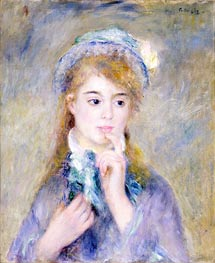 The Ingenue | Renoir | veraltet